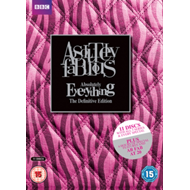 Produktbilde for Absolutely Fabulous - Absolutely Everything - The Definitve Edition (UK-import) (DVD)