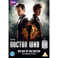 Produktbilde for Doctor Who - The Day Of The Doctor (UK-import) (DVD)