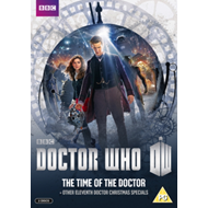 Produktbilde for Doctor Who - Time Of The Doctor (UK-import) (DVD)