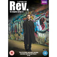 Produktbilde for Rev. / Soknepresten - Sesong 1 - 3 (UK-import) (DVD)