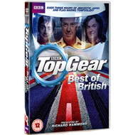 Produktbilde for Top Gear - Best Of British (UK-import) (DVD)