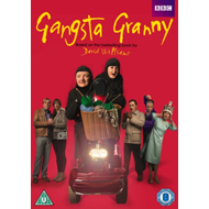 Produktbilde for Gangsta Granny (UK-import) (DVD)