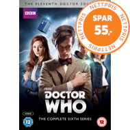 Produktbilde for Doctor Who - Sesong 6 (UK-import) (DVD)
