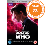 Produktbilde for Doctor Who - Sesong 7 (UK-import) (DVD)