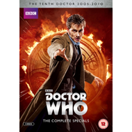 Produktbilde for Doctor Who - The Complete Specials (UK-import) (DVD)