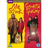 Produktbilde for Gangsta Granny / Mr. Stink (UK-import) (DVD)