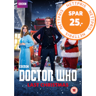 Produktbilde for Doctor Who - Last Christmas (UK-import) (DVD)