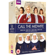 Produktbilde for Call The Midwife - Sesong  1 - 4 (UK-import) (DVD)