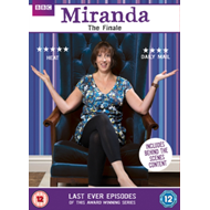 Produktbilde for Miranda - The Finale (UK-import) (DVD)