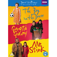 Produktbilde for David Walliams Collection: The Boy In The Dress / Gangsta Granny / Mr. Stink (UK-import) (DVD)