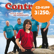 Produktbilde for Uten Kart Og Kompass (CD)