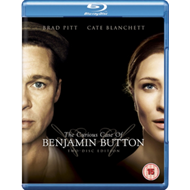 Produktbilde for The Curious Case of Benjamin Button (UK-import) (BLU-RAY)