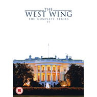 Produktbilde for The West Wing / Presidenten - The Complete Series 1-7 (UK-import) (DVD)