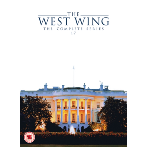 The West Wing / Presidenten - The Complete Series 1-7 (UK-import) (DVD)