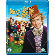 Produktbilde for Willy Wonka And The Chocolate Factory (UK-import) (BLU-RAY)