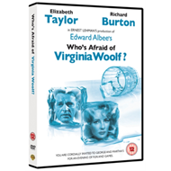 Produktbilde for Who's Afraid Of Virginia Woolf? (UK-import) (DVD)