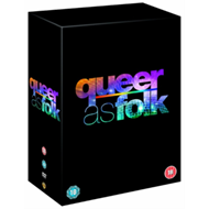 Produktbilde for Queer As Folk (USA) - The Complete Series (UK-import) (DVD)