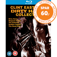 Produktbilde for The Dirty Harry Collection (UK-import) (BLU-RAY)