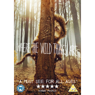 Produktbilde for Where The Wild Things Are (UK-import) (DVD)