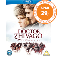 Produktbilde for Doktor Zhivago - 45th Anniversary Edition (UK-import) (BLU-RAY)