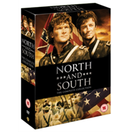 Produktbilde for North And South - The Complete Collection (UK-import) (DVD)