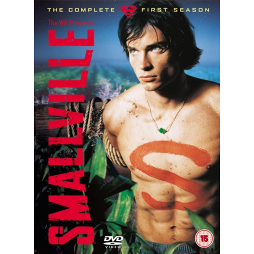 Smallville - Sesong 1 (UK-import) (DVD)