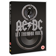 Produktbilde for AC/DC - Let There Be Rock (UK-import) (DVD)