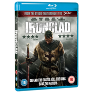 Produktbilde for Ironclad (UK-import) (BLU-RAY)