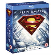 Produktbilde for Superman - The Complete Collecton (UK-import) (BLU-RAY)