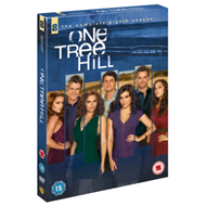 Produktbilde for One Tree Hill - Sesong 8 (UK-import) (DVD)
