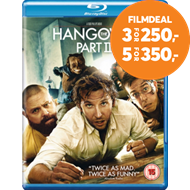 Produktbilde for The Hangover - Part 2 (UK-import) (BLU-RAY)