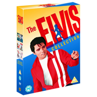 Produktbilde for The Elvis Collection (UK-import) (DVD)