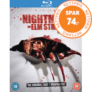 Produktbilde for The Nightmare On Elm Street Collection (UK-import) (BLU-RAY)