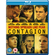 Produktbilde for Contagion (UK-import) (BLU-RAY)