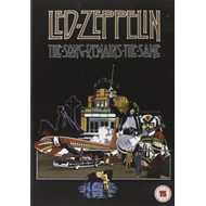 Produktbilde for Led Zeppelin - The Song Remains The Same (UK-import) (DVD)