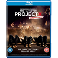Produktbilde for Project X (UK-import) (BLU-RAY)