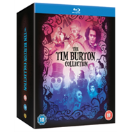 Produktbilde for The Tim Burton Collection (UK-import) (BLU-RAY)