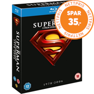 Produktbilde for The Superman Collection (UK-import) (BLU-RAY)