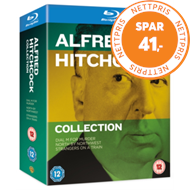 Produktbilde for The Alfred Hitchcock Collection (UK-import) (BLU-RAY)