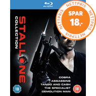 Produktbilde for Stallone Collection (UK-import) (BLU-RAY)