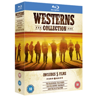 Produktbilde for Western Collection (UK-import) (BLU-RAY)