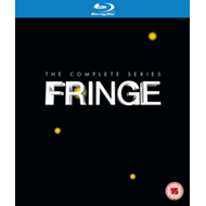 Produktbilde for Fringe - Den Komplette Serien (UK-import) (BLU-RAY)