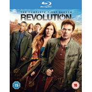 Produktbilde for Revolution - Sesong 1 (UK-import) (BLU-RAY)
