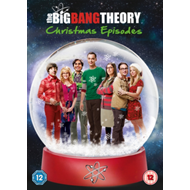 Produktbilde for The Big Bang Theory - Christmas Episodes (UK-import) (DVD)