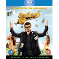 Produktbilde for Eastbound And Down - Sesong 4 (UK-import) (BLU-RAY)
