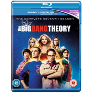 Produktbilde for The Big Bang Theory - Sesong 7 (UK-import) (BLU-RAY)