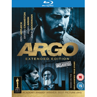 Produktbilde for Argo - The Declassified Extended Edition (UK-import) (BLU-RAY)
