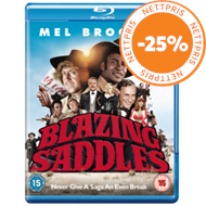 Produktbilde for Blazing Saddles (UK-import) (BLU-RAY)