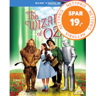 Produktbilde for The Wizard of Oz (UK-import) (BLU-RAY)