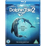 Produktbilde for Dolphin Tale 2 (UK-import) (BLU-RAY)